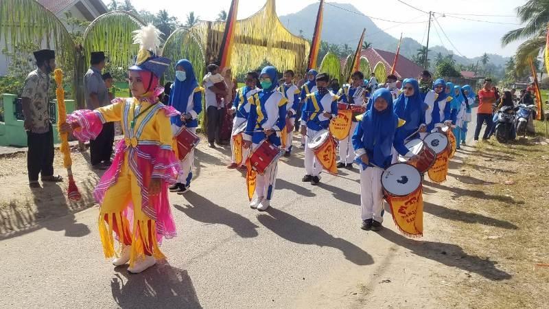Drum Band MTsN 15 Tanah Datar