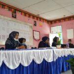 Pelaksanakan Ujian Madrasah (UM) MTsN 15 Tanah Datar Tahun Pelajaran 2020/2021